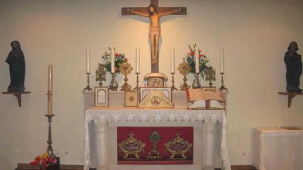 Sermon pour le dimanche de Pâques (8 avril 2012)