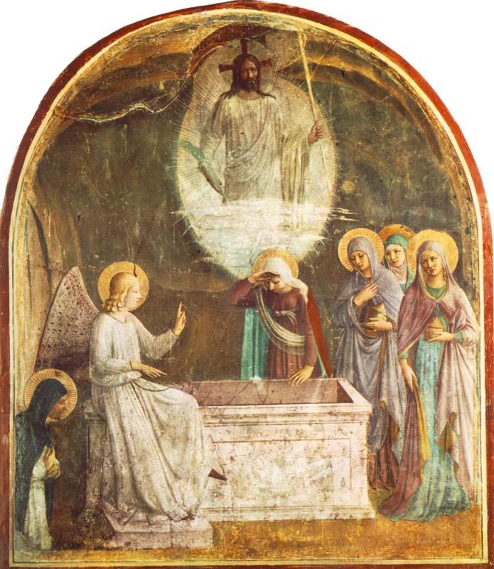 Sermon de saint Odilon sur la Résurrection du Sauveur