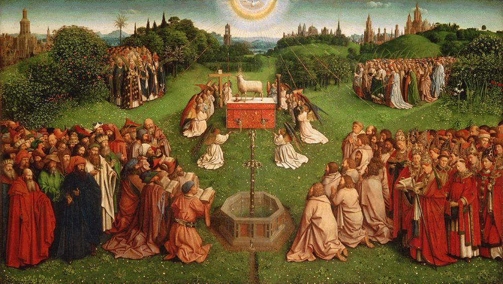 Sermon pour la fête de la Toussaint (1er novembre 2012)
