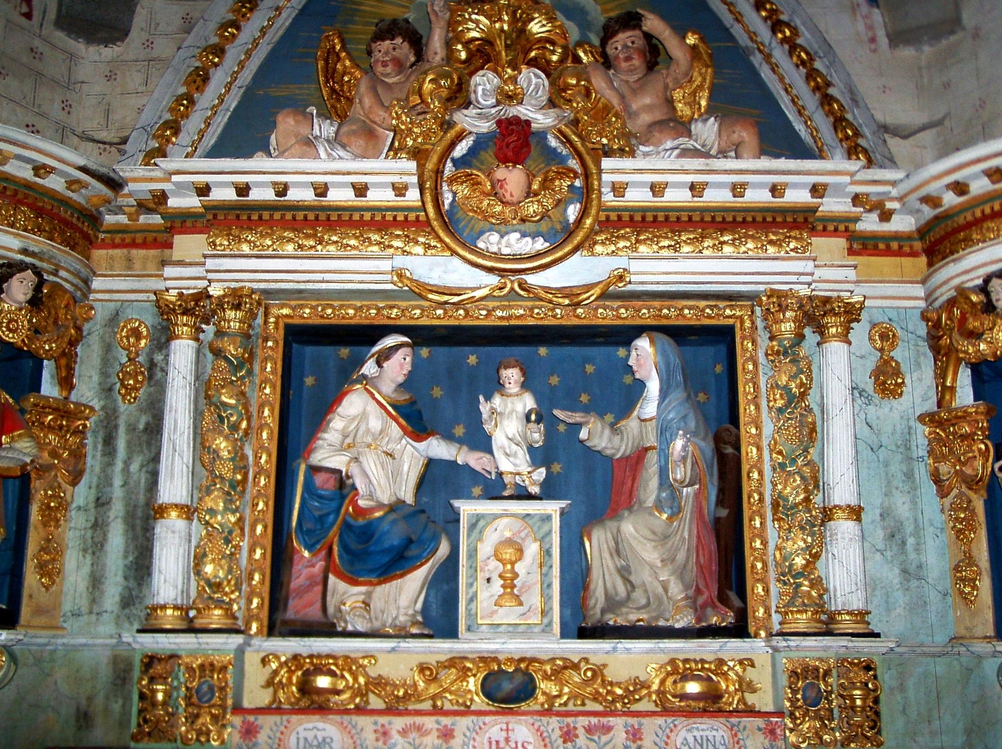 Sermons sur la T.S.V. Marie