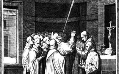 Neuvaine à Saint Benoît pour obtenir la grâce d'une bonne mort
