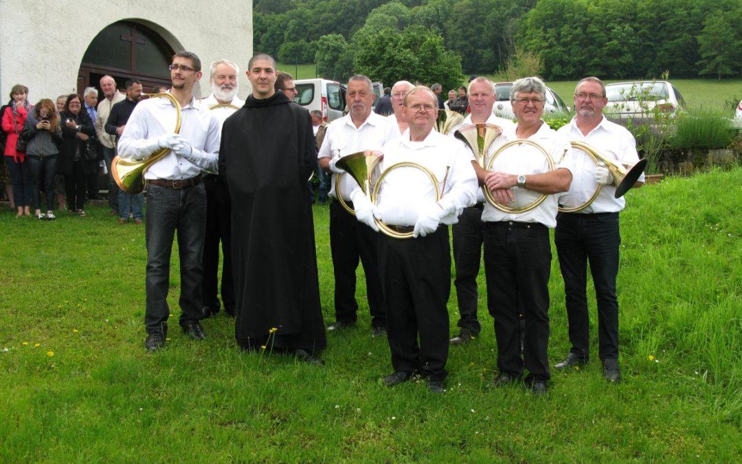 Messe avec Trompes de Chasses