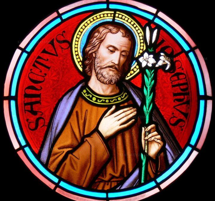 19 mars — Saint Joseph, époux de la Bse Vierge Marie