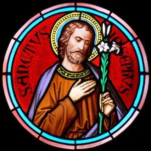 Confinement jour 3 : Saint Joseph, époux de la Bse Vierge Marie