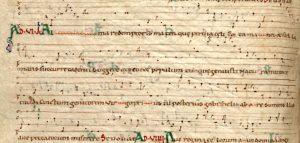 Antienne Alma Redemptoris Mater